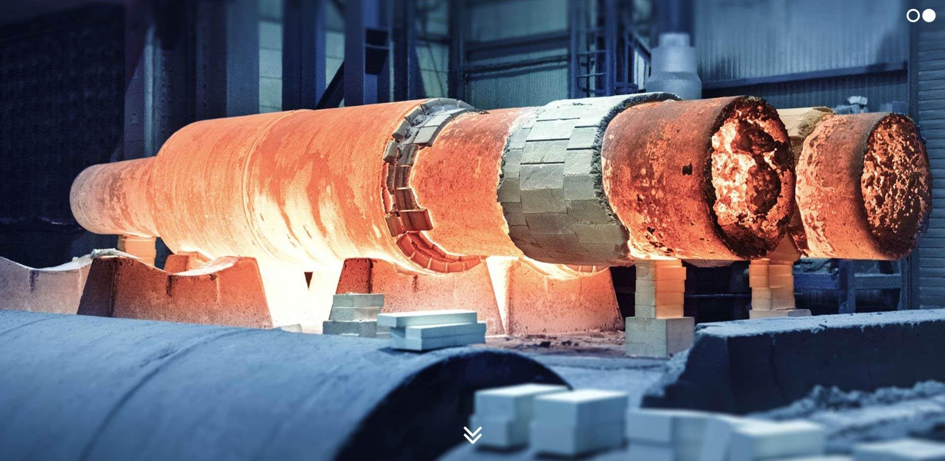 Piece i suszarnie dla przemysłu metalurgicznego